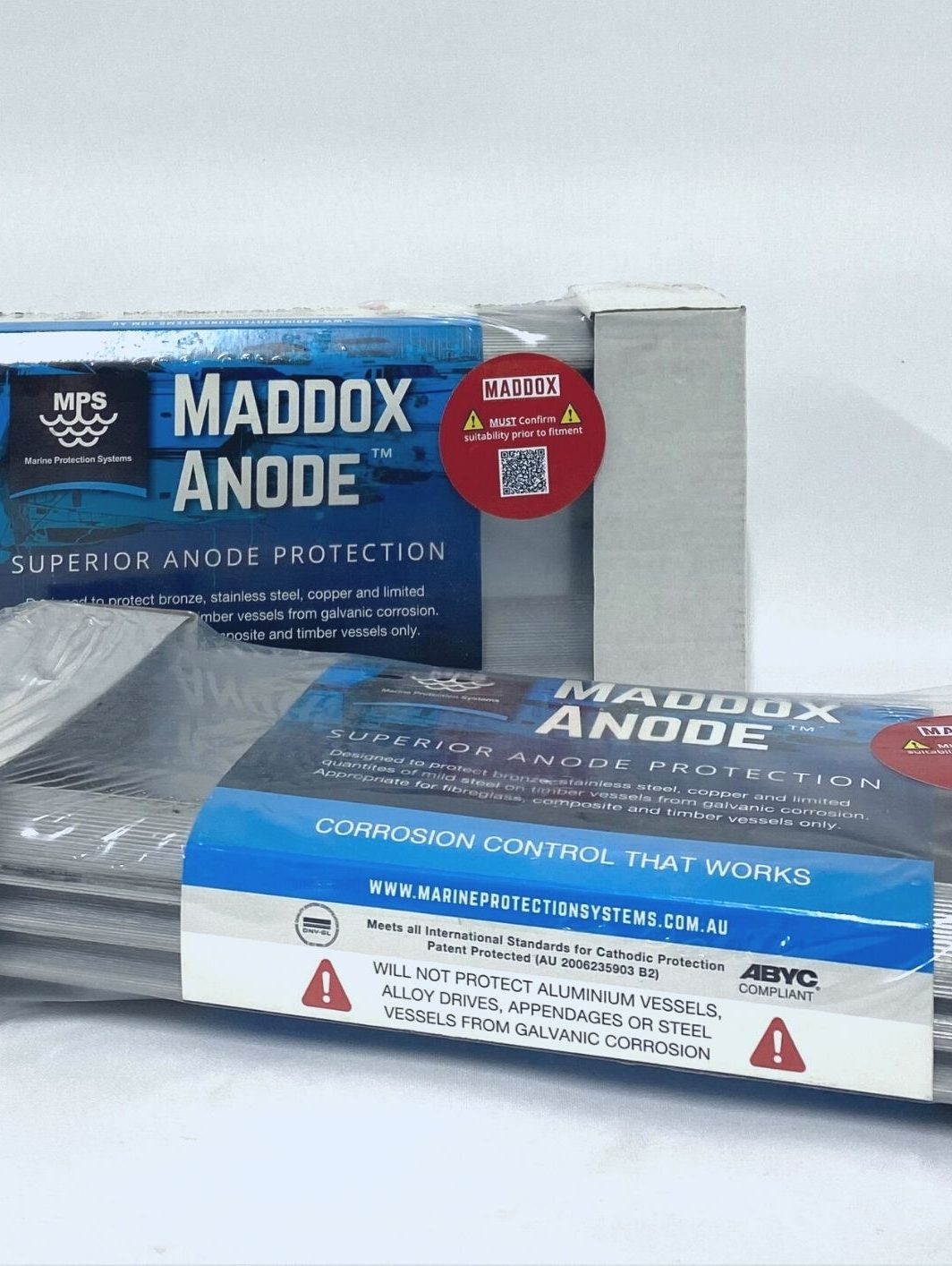 Maddox Anode MPS